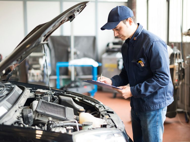 Benefits Of A Vehicle Maintenance Inspection