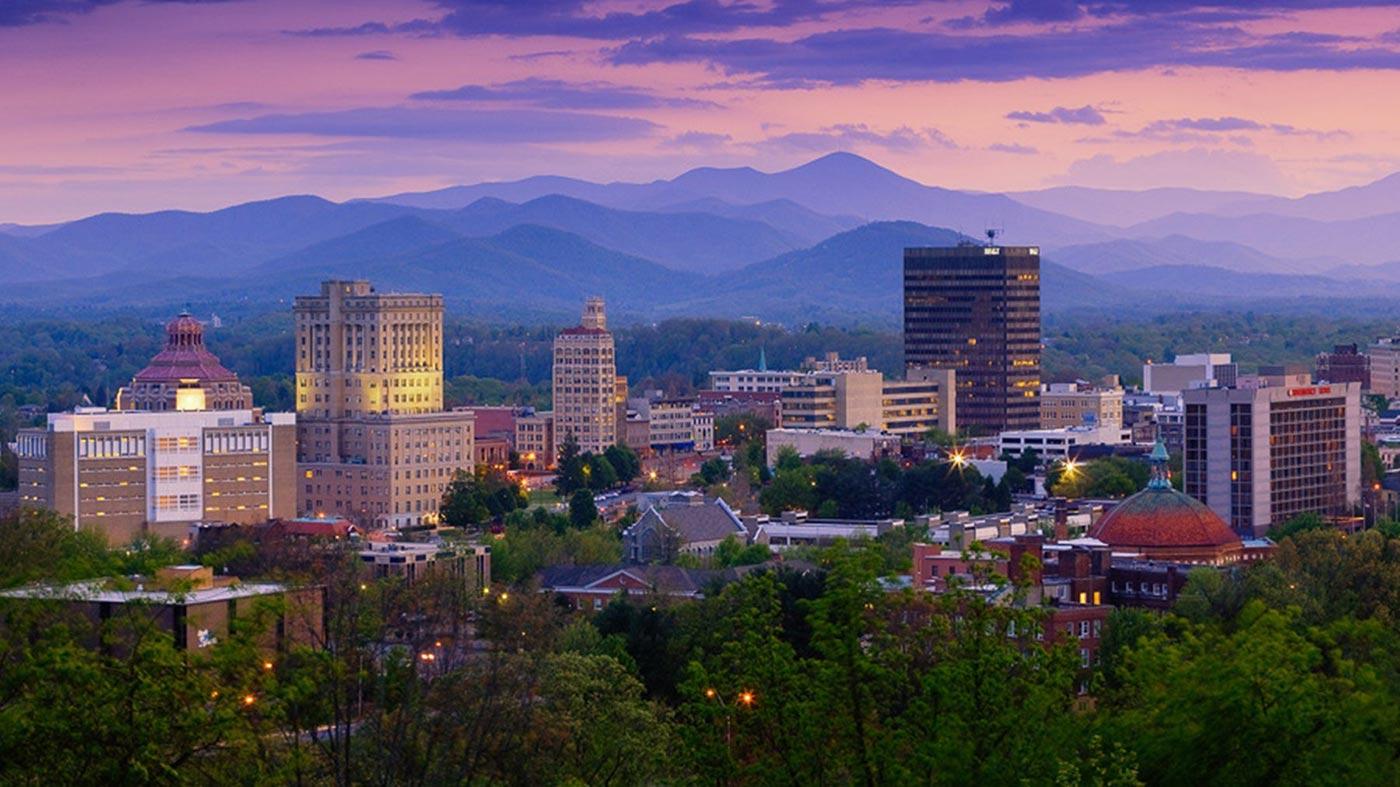 Exploring Asheville, North Carolina