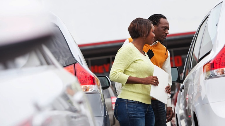 Best times to buy a car