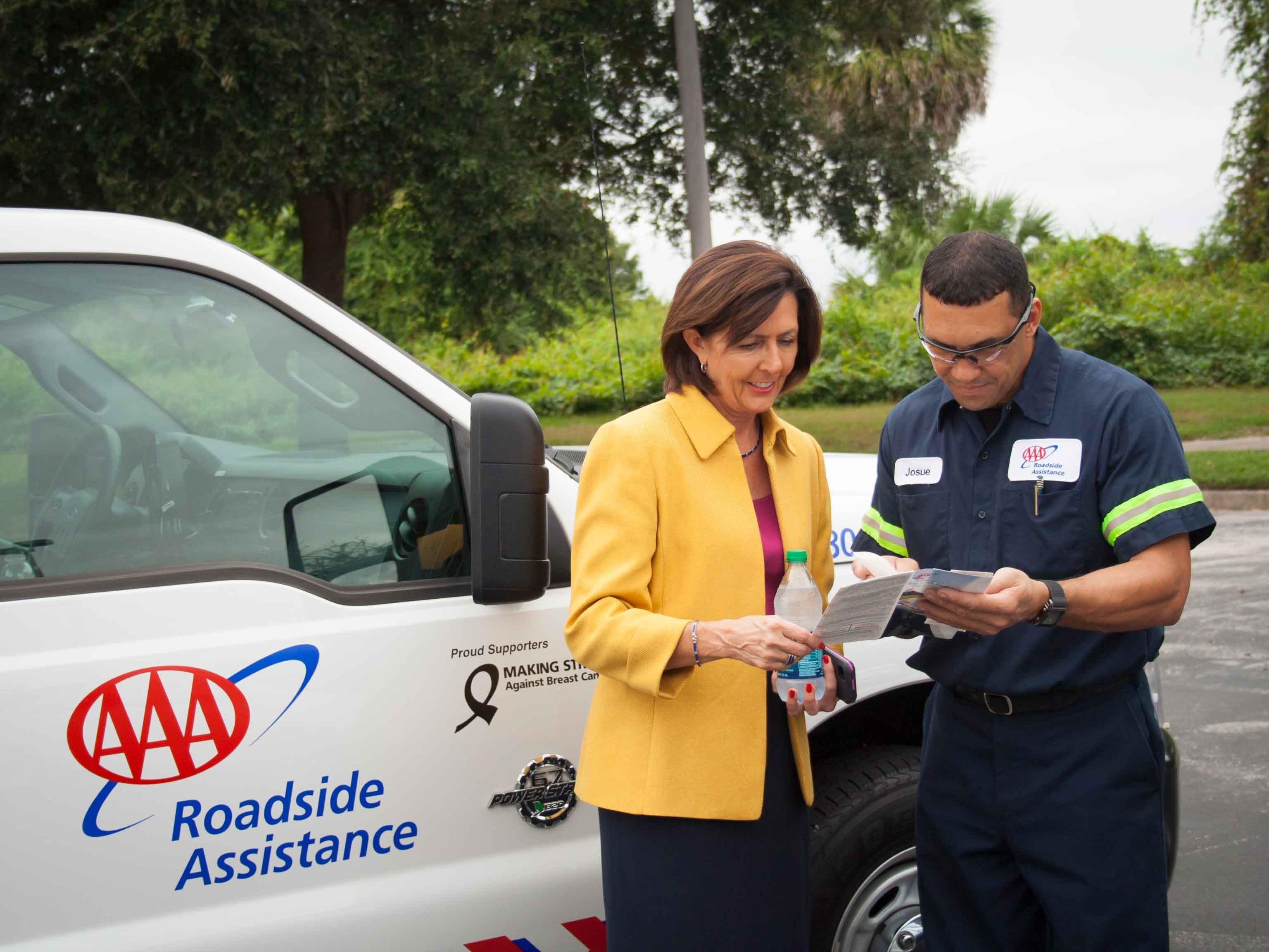 Why AAA Roadside Assistance Outranks the Competition
