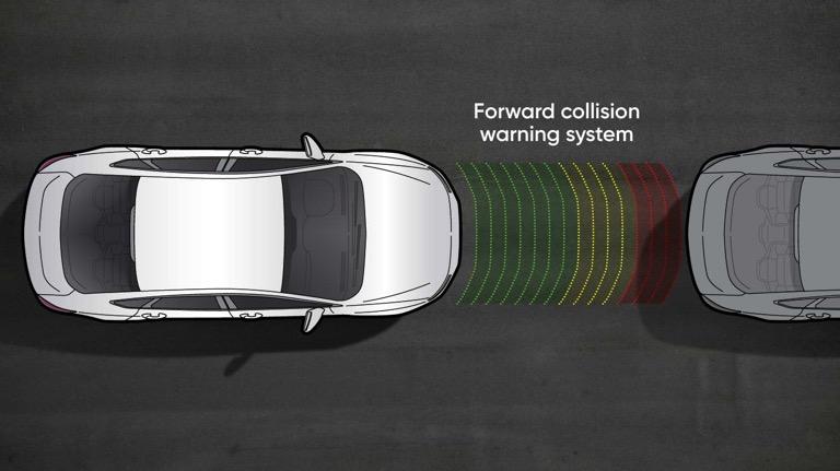 crash avoidance technology forward