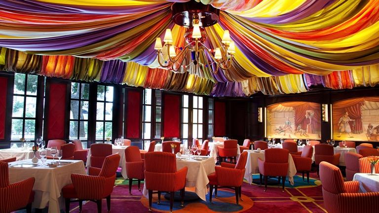 las vegas fine dining le cirque