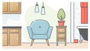 decorating-a-rental-ideas-landlord-friendly