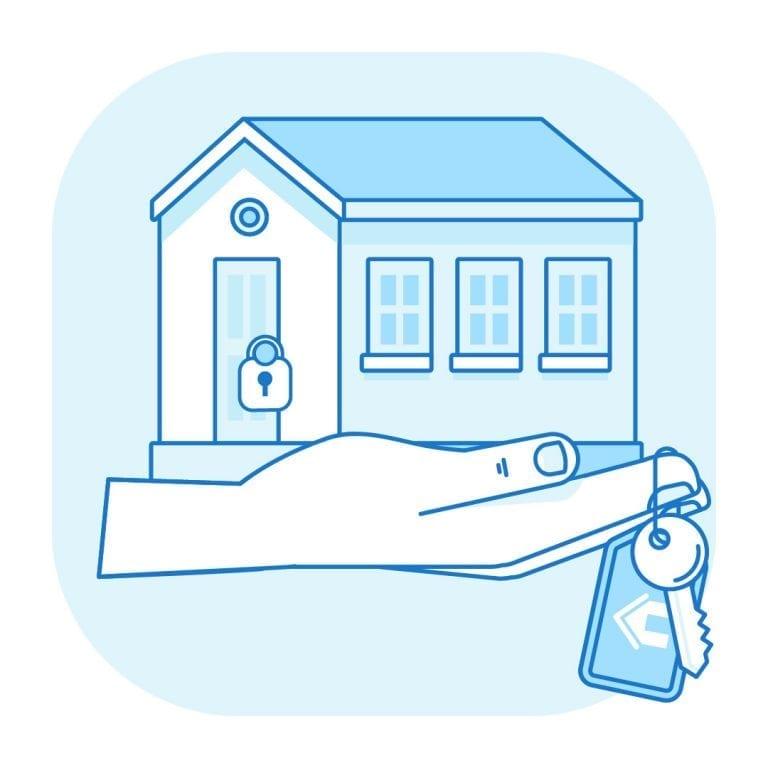 new home checklist change the locks