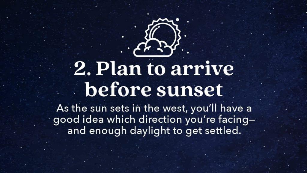 places-to-stargaze-stargazing-tips-sunset