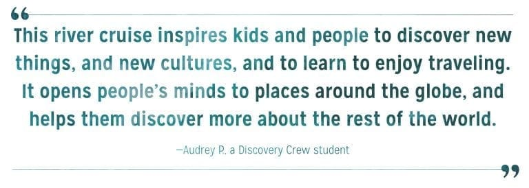 family-river-cruises-discovery-crew-student-review-audrey
