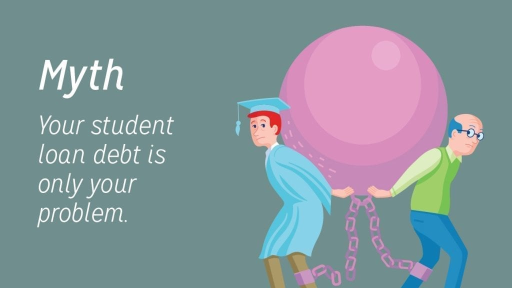 life-insurance-myths-student-loan-debt-myth
