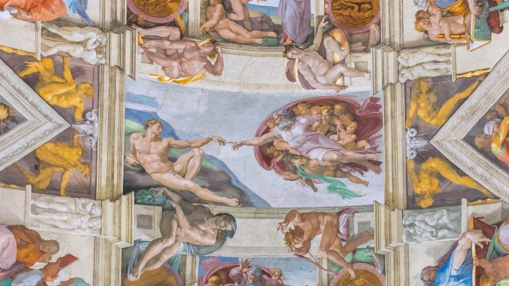 travel-ideas-creation-of-adam-michelangelo